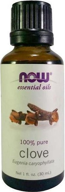 GNC Now Clove Oil 30 ML