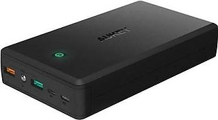 30000mAh Portable Charger with Quick Charge 3.0, Lightning & Micro-USB Input - PB-T11