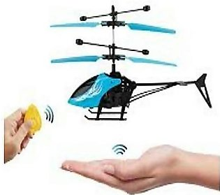 Hand Suspension Infrared Flying Induction Helicopter Toy