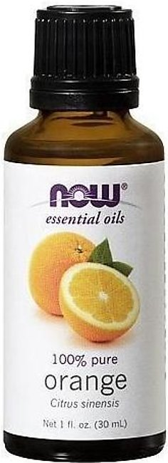 GNC Now® Orange Oil 30 ML
