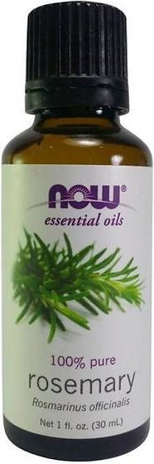 GNC Now Rosemary Oil 30 ML