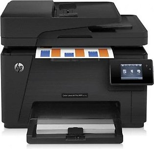 HP LASERJET COLOR ALL IN ONE PRINTER M177FW