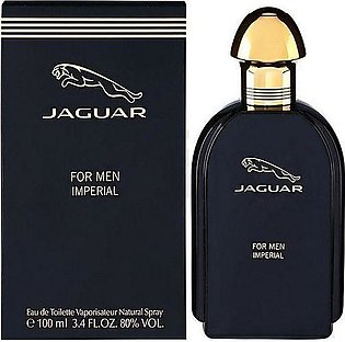 Imperial by Jaguar for Men - Eau de Toilette, 100 ML