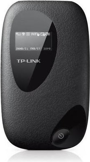 TP-Link 3G & 4G Mobile Wifi Router M5350