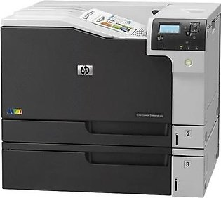 HP LASERJET COLOR PRINTER ENT M750DN