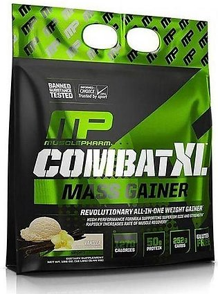 Combat XL Mass Gainer, Vanilla - 10lbs