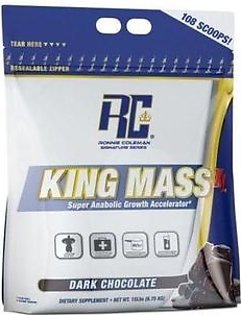 King MASS-XL Super Anabolic Growth Accelerator - 15lbs