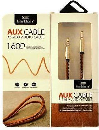 EARLDOM AUX CABLE 1.6M AUX20