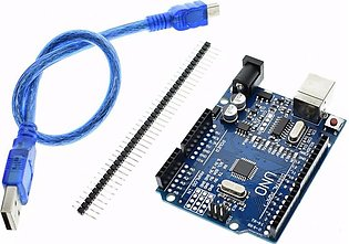 Arduino UNO R3 MEGA328P with USB Cable