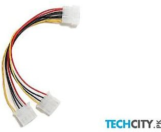 Sata Power Cable 1*2 Power