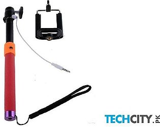 Cable Take Mobile Phone Extendable Selfie D-1