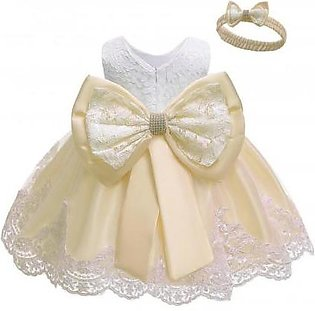 Keaiyouhuo Champagne Polyester Princess Dress