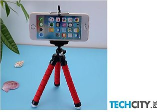 Olaf Red Plastic Phone Selfie Expanding Stand