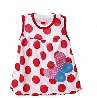 Rosmitte Butterfly Polyester Round Baby Dress