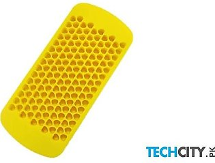 Pawaca Yellow Silicone 150 Little Ice Cube Maker