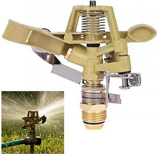 Copper Rotate Water Spray Nozzle Connector Rocker Arm Irrigation Sprinkler Syst…