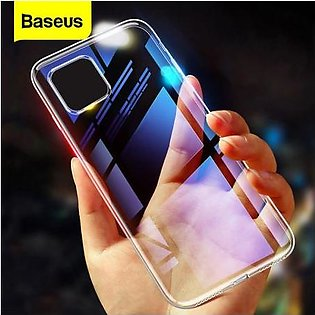 Baseus Ultra Thin Soft TPU Silicone Case For iPhone