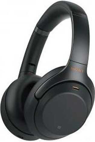 Sony WH-1000XM3 Over-Ear Wireless Noise-Canceling Headphones