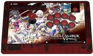HORI Real Arcade Pro SOULCALIBUR VI Edition for Xbox One