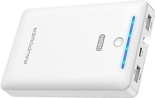 RAVPower Exclusives 16750mAh Portable Charger - White