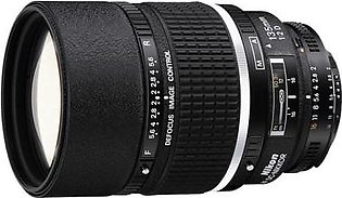 Nikon AF DC-NIKKOR 135mm f/2D Digital Camera Lens