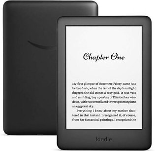Amazon All-new Kindle - Now with a Built-in Front Light 4 GB (International V...