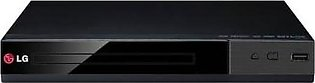 LG Multi-Region DVD Player with USB Direct Recording
