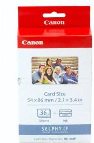 Canon Ink/Paper KC-36IP