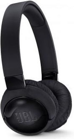 JBL TUNE 600BTNC Wireless On-Ear Headphones with Active Noise Cancellation
