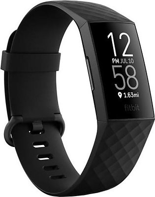 Fitbit Charge 4 Advanced Fitness Tracker
