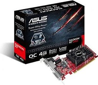 ASUS R7240-OC-4GD3-L Graphic Card