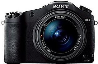 Sony RX10 Camera with 24-200 mm F2.8 Lens