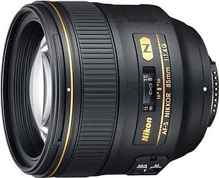 Nikon AF-S NIKKOR 85mm f/1.4G Digital Camera Lens
