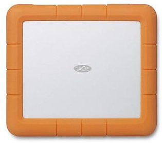 LaCie Rugged RAID Shuttle USB-C (USB 3.0 Compatible) External Hard Drive