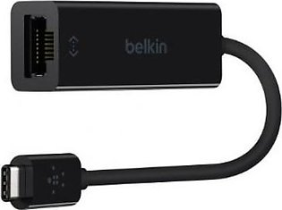 Belkin USB-C to Gigabit Ethernet Adapter (USB Type-C)