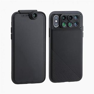 ShiftCam 2.0: 6-in-1 Travel Set with Front Facing Lens