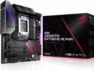 ASUS ROG Zenith Extreme Alpha Motherboard