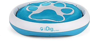 iFetch iDig Digging Toy for Dogs - Stay