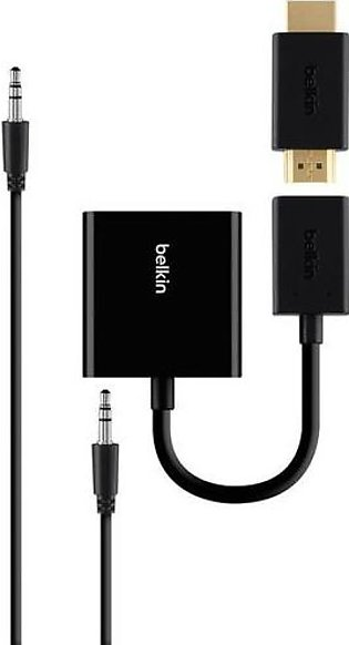 Belkin Universal HDMI to VGA Adapter with Audio