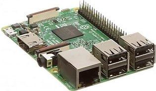 Raspberry Pi 3 Model B Single-Board Computer