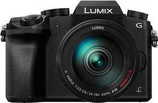 Panasonic LUMIX G7 4K Mirrorless Interchangeable Lens Camera Kit with 14-140 mm Lens