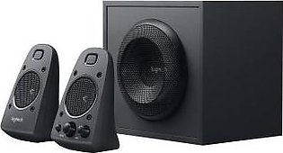 Logitech Powerful THX Sound Z625 Speaker System