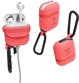 Catalyst Waterproof Case for Apple AirPods - Coral