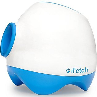 iFetch Too (Launches Standard Size Tennis Balls)