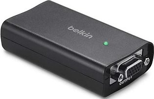 Belkin HDMI to VGA + 3.5mm Audio Adapter Video Converter