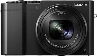 Panasonic LUMIX 4K Digital Camera ZS100, 20 Megapixel Sensor