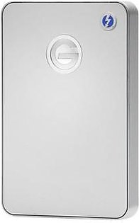 G-Technology G-DRIVE Mobile with Thunderbolt External Hard Drive
