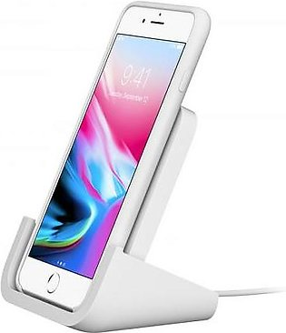 Logitech Powered Wireless Charging Stand Designed for iPhone X, 8 and 8 Plus