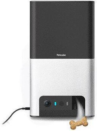 Petcube Bites 2 Smart HD Pet Camera with Treat Dispenser 180° Lens and Voice Co…