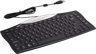 Evoluent Essentials Full Featured Compact Wired Keyboard